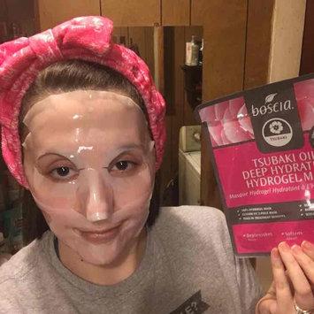 Photo of boscia Tsubaki Oil Deep Hydration Hydrogel Mask 1 mask uploaded by Jenny N.