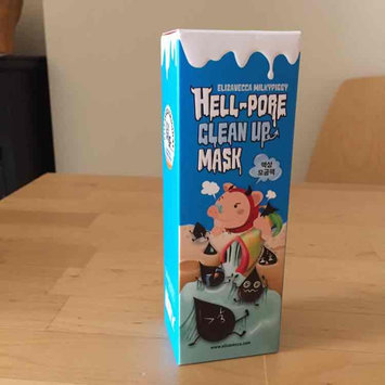 Elizavecca Hell-Pore Clean Up Mask uploaded by Alison P.