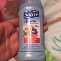 Suave® Sweet Pea & Violet Invisible Solid Anti-Perspirant Deodorant uploaded by Keeiry R.