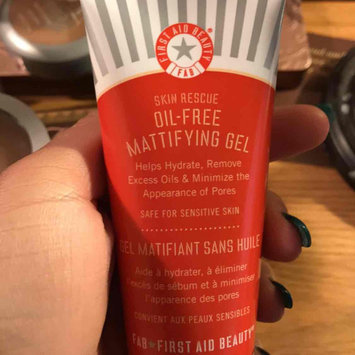 Photo of First Aid Beauty Skin Rescue OilFree Mattifying Gel 2 oz uploaded by Destiny P.