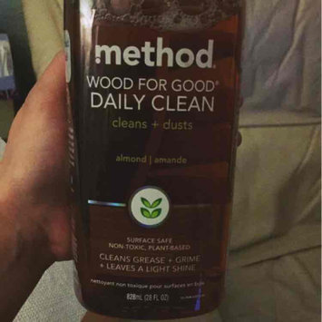 Photo of method Wood for Good Daily Clean uploaded by Dana C.
