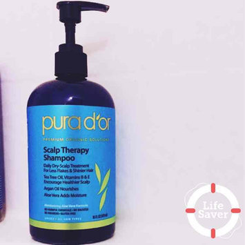 Photo of pura d'or Scalp Therapy Shampoo uploaded by Jessica R.