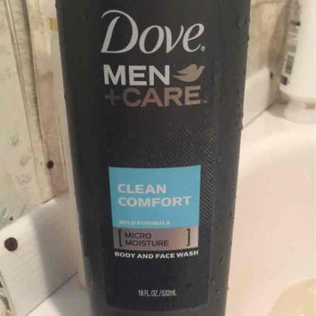 Photo of Dove Men+Care Clean Comfort Body And Face Wash uploaded by Amanda M.