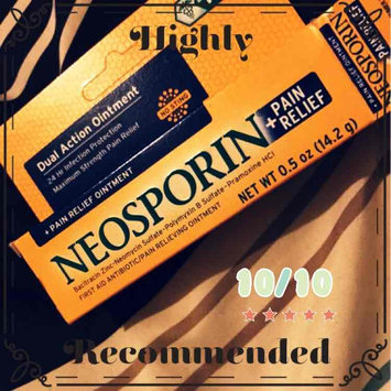 Photo of Neosporin Plus Pain Relief uploaded by Sarah W.