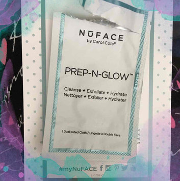 Photo of NuFACE Prep-N-Glow(TM) Cloths 20 Individually Packed Cloths uploaded by Lauren G.