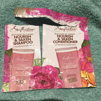 SheaMoisture Peace Rose Oil Complex Nourish & Silken Conditioner uploaded by Bethany E.