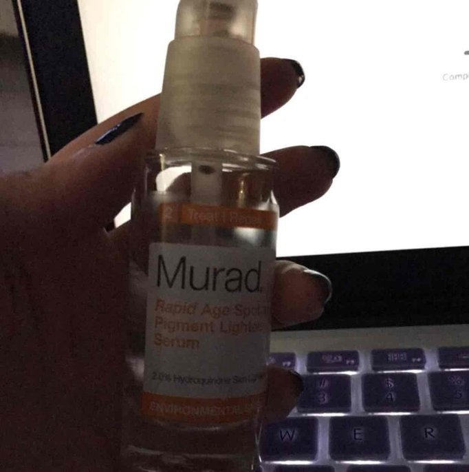 Murad Age Spot and Pigment Lightening Gel uploaded by Jessica C.