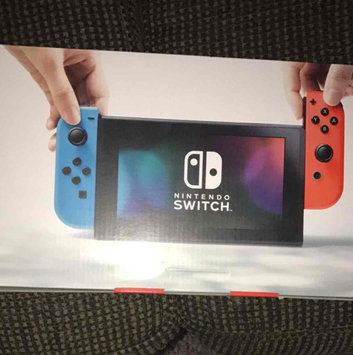 Photo of Nintendo Of America - Switch 32GB Console - Neon Red/neon Blue Joy-con uploaded by Leydyn Jacqueline C.