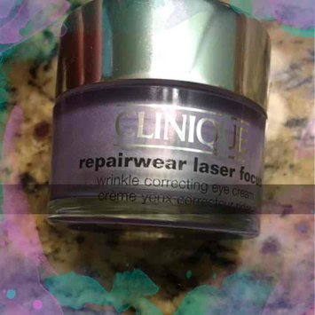 Photo of Clinique Repairwear Laser Focus™ Wrinkle Correcting Eye Cream uploaded by Nadia S.