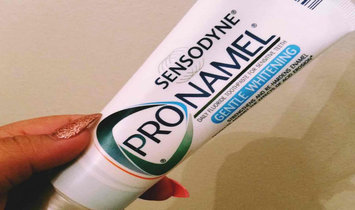 Photo of Sensodyne Toothpaste for Sensitive Teeth with Fluoride uploaded by Maryana G.