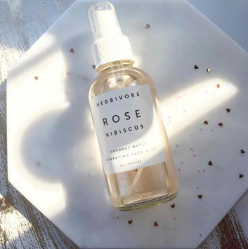 Photo of Herbivore Rose Hibiscus Coconut Water Hydrating Face Mist 4 oz uploaded by Michelle C.