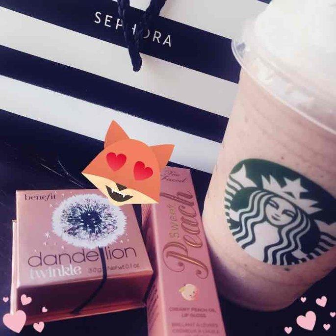 Benefit Cosmetics Dandelion Twinkle uploaded by Bianca H.