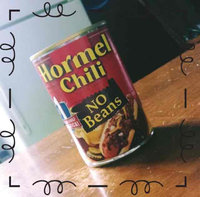 Hormel Chili No Beans uploaded by Tori K.
