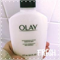 Olay Moisturizing Lotion for Sensitive Skin uploaded by Alyssa B.