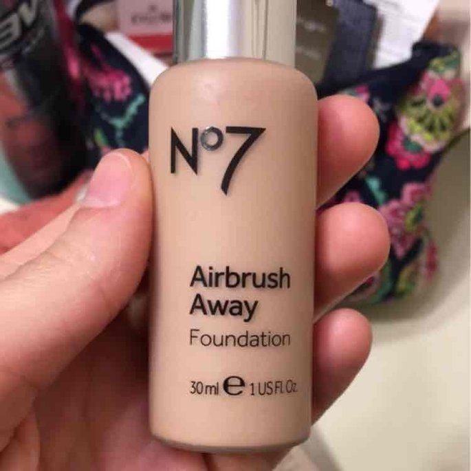 Boots No7 Airbrush Away Foundation uploaded by Ashton T.
