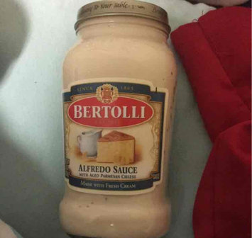 Photo of Bertolli® Alfredo With Aged Parmesan Cheese Sauce uploaded by Destiny D.