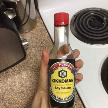 Photo of Kikkoman Soy Sauce uploaded by Laurie H.