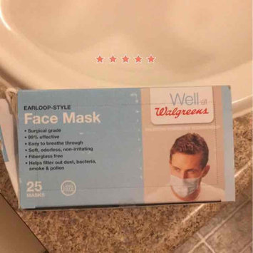 Walgreens Earloop Style Face Mask, 25 ea uploaded by Laurie H.