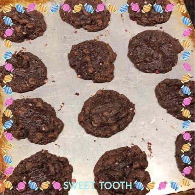 Pillsbury Chocolate Peppermint Premium Cookie Mix uploaded by Sally G.