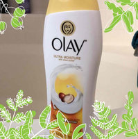Olay Ultra Moisture Moisturizing Body Wash With Shea Butter uploaded by Sandra S.