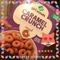 Girl Scouts® Limited Edition Caramel Crunch Cereal uploaded by Sarah W.