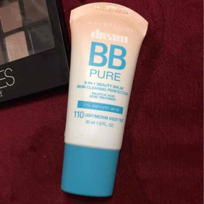 Maybelline Dream Pure BB Cream Skin Clearing Perfector uploaded by N/ A.