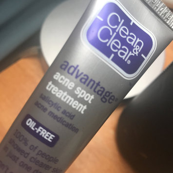 Photo of Clean & Clear® Advantage® Acne Spot Treatment uploaded by sofia G.