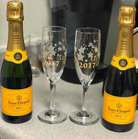 Veuve Clicquot  Brut Champagne uploaded by Cara C.