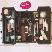 SEPHORA COLLECTION Embossed Traincase – Black Faux Croc uploaded by Keyana D.
