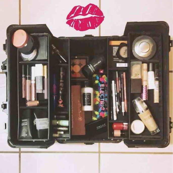 SEPHORA COLLECTION Embossed Traincase &ndash uploaded by Keyana D.