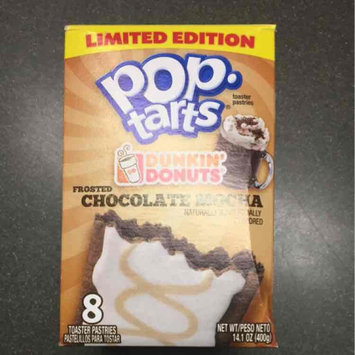 Photo of Kellogg's Pop-Tarts Dunkin' Donuts' Frosted Chocolate Mocha Toaster Pastries uploaded by Brianna S.