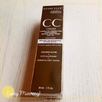 Marcelle CC Cream Golden Glow SPF 35 uploaded by Kelli C.