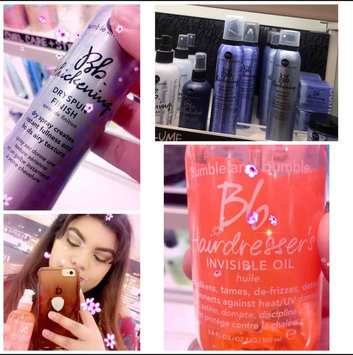 Photo of Bumble and bumble Hairdresser's Invisible Oil uploaded by Daisy V.