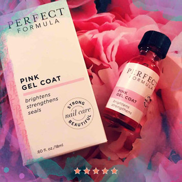 Photo of Perfect Formula Pink Gel Coat 0.6 oz uploaded by Allison B.
