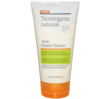 Neutrogena® Naturals Acne Cream Cleanser uploaded by Ieska U.