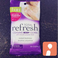 ban Ban Total Refresh Cooling Body Cloths - Restore uploaded by Dana C.