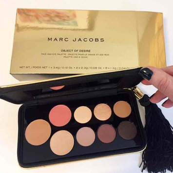 Marc Jacobs Beauty Object Of Desire Face and Eye Palette uploaded by Christina G.