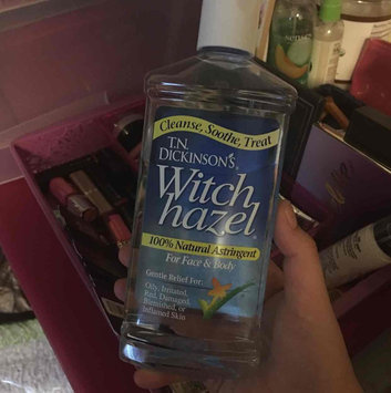 T.N. Dickinson's Witch Hazel Astringent uploaded by Brenda u.