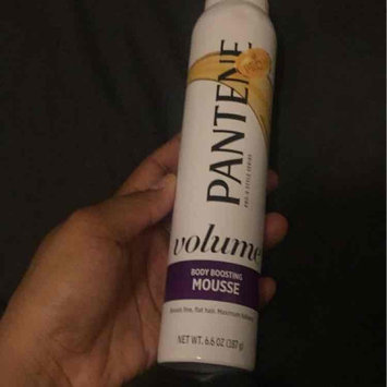 Photo of Pantene Pro-V Fine Hair Style Volume Triple Action Hair Mousse, 6.6 oz uploaded by Katherin J.