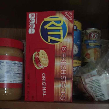 Photo of Nabisco RITZ Crackers Fresh Stacks uploaded by Jaide R.