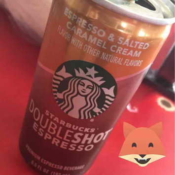 Starbucks DoubleShot Coffee  uploaded by Angelica L.