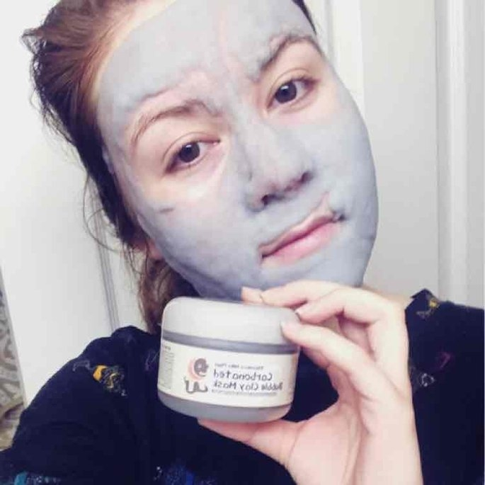 Elizavecca Milky Piggy Carbonated Bubble Clay Mask uploaded by Desiree T.