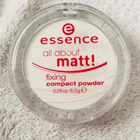 Essence All About Matt! Fixing Compact Powder uploaded by Kayla R.