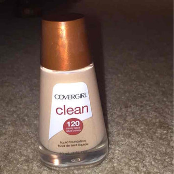 COVERGIRL Clean Normal Liquid Makeup uploaded by Melissa W.