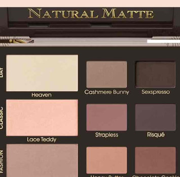 Too Faced Natural Eye Neutral Eye Shadow Collection uploaded by Theresa M.