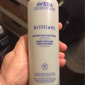 Aveda Brilliant Medium Hold Hair Spray 8.5oz uploaded by Dawn S.