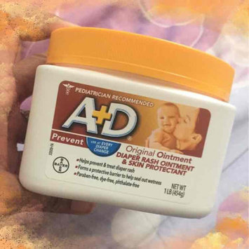 A+D® Original Diaper Rash Ointment & Skin Protectant 1 lb. Tub uploaded by Midian S.