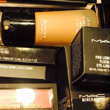 Photo of MAC Mineralize Moisture SPF 15 Foundation, NC37 uploaded by Paula F.