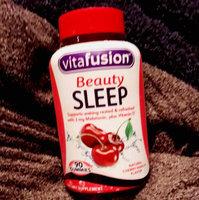 Vitafusion™ Beauty Sleep Cherry-Vanilla Gummies uploaded by gina d.