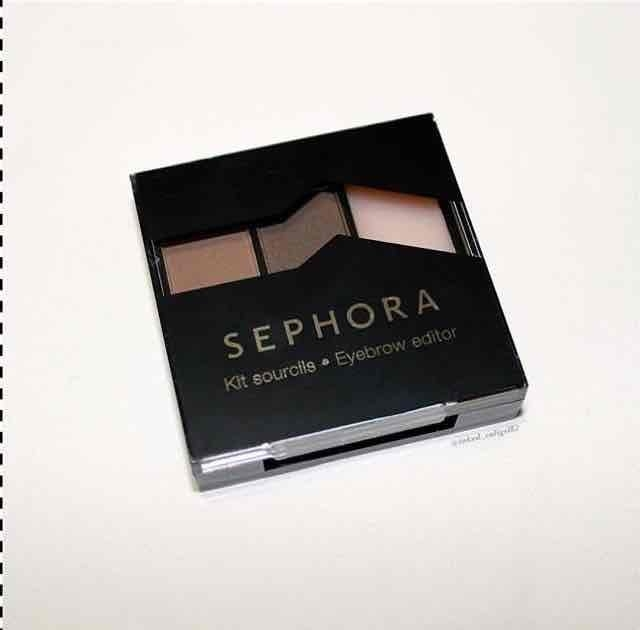 SEPHORA COLLECTION Eyebrow Editor 03 Midnight Brown uploaded by Karen H.